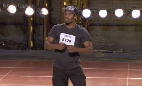 Roydell Shannon So You Think You Can Dance Audition
