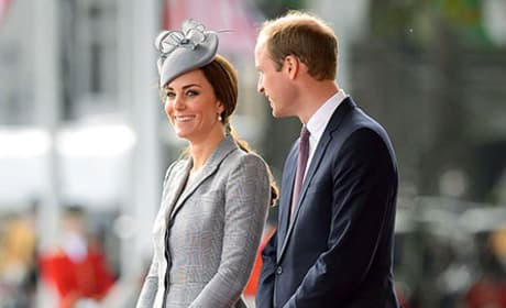 Kate Middleton is Back!