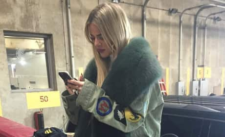Khloe Kardashian Texts
