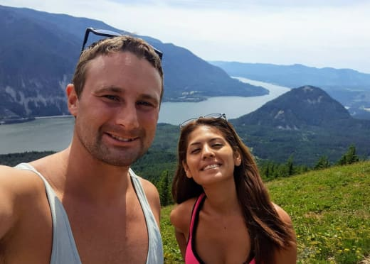 Corey Rathgeber and Evelin Villegas May Be Back Together
