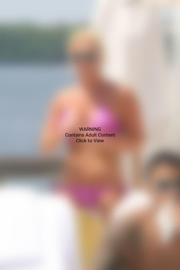 Brooke Hogan Bikini