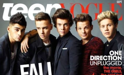 One Direction Covers Teen Vogue, Talks Life in the Spotlight