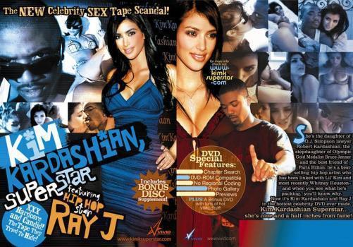 Kim Kardashian Superstar Pic