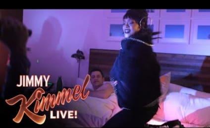 Rihanna Pulls Epic Prank on Jimmy Kimmel: Watch Now!