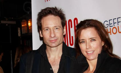 David Duchovny and Tea Leoni to Take Time Apart
