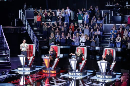The Voice Season 14 Coaching Panel