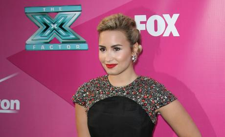 Who looked better at The X Factor premiere party?