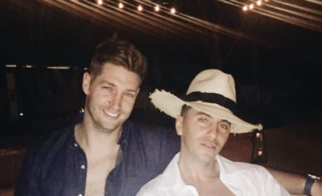 Jay Cutler & Friend