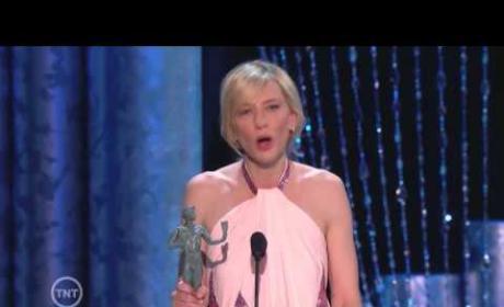 Cate Blanchett SAG Awards Speech