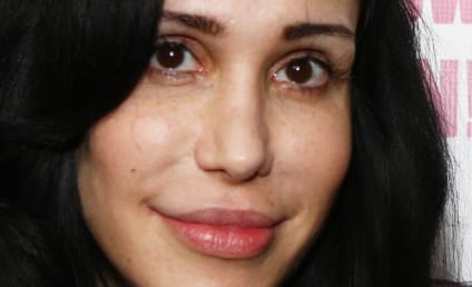 """Octomom Moves Out, Landlord Says House Now """"Den of Filth"""" That Smells Like Urine"""