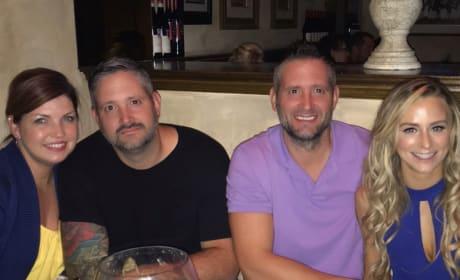 Leah Messer, Jason Jordan, His Family