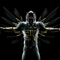 New Oregon Football Uniforms