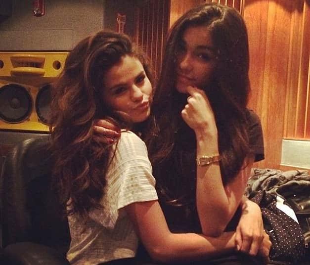 Madison Beer, Selena Gomez