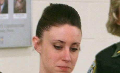 Sad Casey Anthony