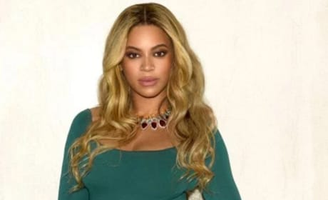 Beyonce: Pregnant for the Oscars