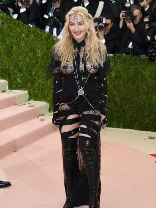 Madonna: 2016 Costume Institute Gala