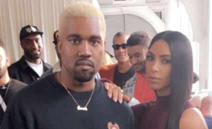 Kim Kardashian to Kanye West: I'm SO Proud of You!