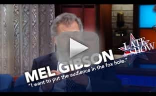 Mel Gibson Talks Hacksaw Ridge
