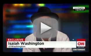 Isaiah Washington on Racial Profiling, Chris Rock