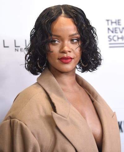 Rihanna Goes Convervative