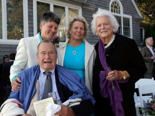 George H.W. Bush, Same-Sex Marriage Certificate