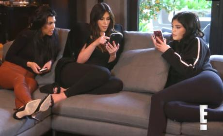 Keeping Up With The Kardashians: Kylie Jenner Learns She's Pregnant