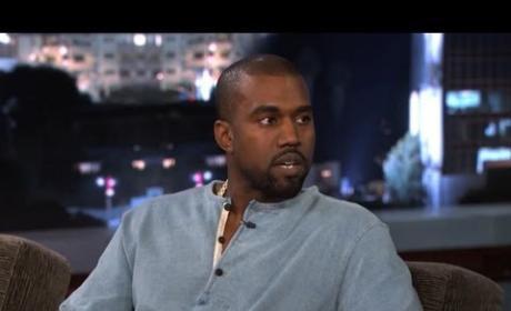 Kanye West on Jimmy Kimmel Live (Part 1)