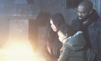 "Kim Kardashian Shares New Family Photo, Feels ""Blessed"" to Visit Armenia"