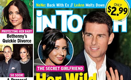 Tom Cruise Girlfriend? Cynthia Jorge Denies Rumor
