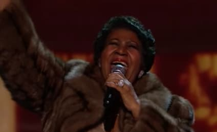Aretha Franklin Makes Obama Cry: See the Stunning Performance