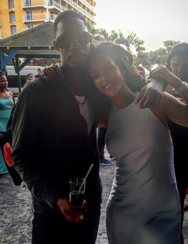 Rihanna, Cousin