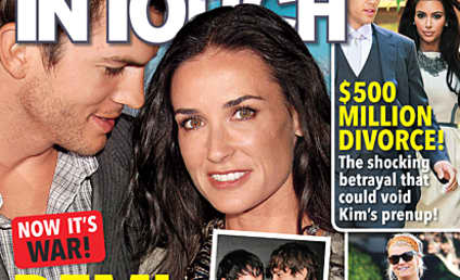 Did Demi Moore Cheat on Ashton Kutcher with Ben Hollingsworth?!?