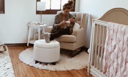 Audrey Roloff Chronicles Emotional Breastfeeding Journey