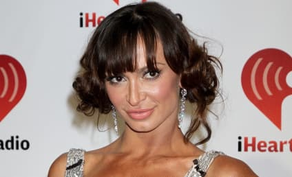 Celebrity Hair Affair: Karina Smirnoff