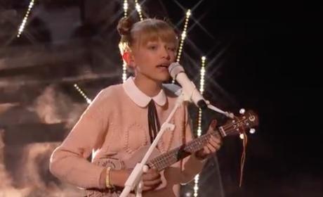 Grace VanderWaal Lights Up the Sky on America's Got Talent