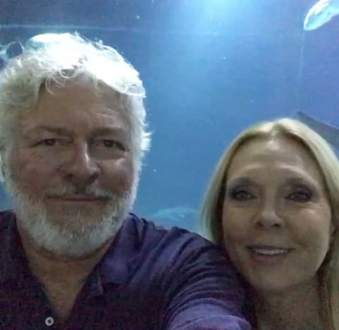 Debra Danielsen and David Merz, Aquarium Photo