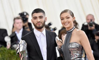 Gigi Hadid & Zayn Malik: BACK TOGETHER, Model Tweets Support
