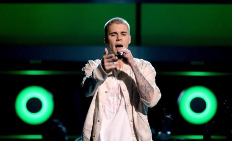 The Biebs at The Billboards