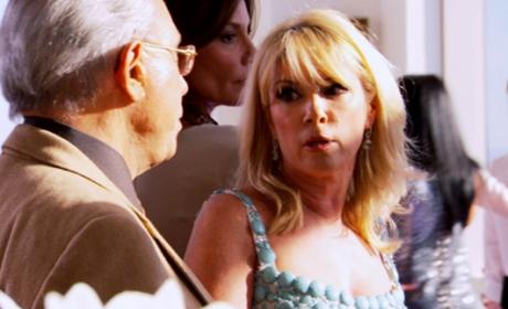 George Confront Ramona