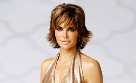 Lisa Rinna on The Real Housewives of Beverly Hills Pic