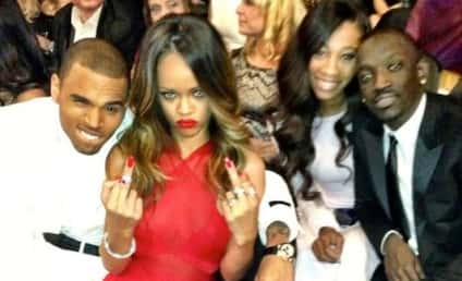 Chris Brown and Rihanna: It's Over Already?!