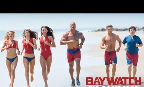 Baywatch Super Bowl Trailer