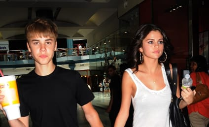 Justin Bieber and Selena Gomez: Smoothie King & Queen!
