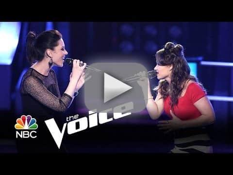Megan vs. Ria, Ddendyl vs. Lindsay and Brothers Walker vs. Morgan (The Voice)