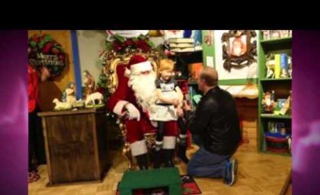 Boyfriend Proposes to Six-Year Old