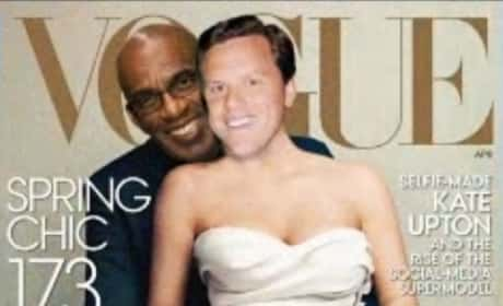 Willie Geist and Al Roker Vogue Cover