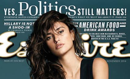 Penelope Cruz Named Sexiest Woman Alive by Esquire