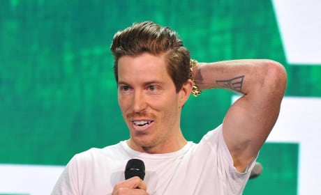 Shaun White Speaks