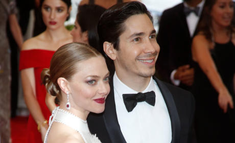 Amanda Seyfried, Justin Long Photo