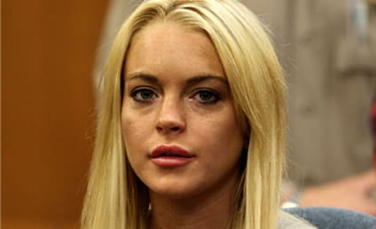 Lawyers Probe Lindsay Lohan on Body Cavity Search